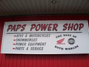 Pap's Power Shop