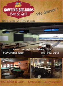 2-4-1 Bowling Billards Bar & Grill