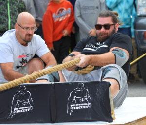 Championnat canadien d'hommes forts