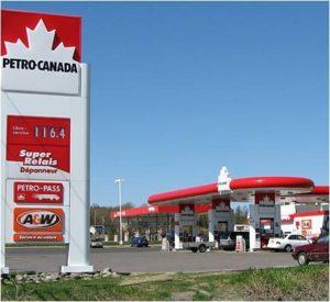 Petro-Canada et A&W