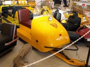 Musée de la motoneige