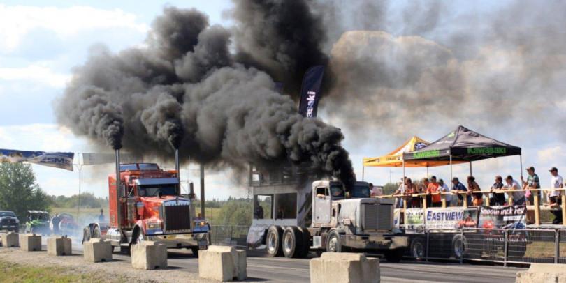 Smooth Truck Fest : toujours plus de boucane!